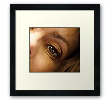 """@ @ @ @ @ . Hold me close and dont""""t let go , I"""" m so scared to be alone """"  by Brown Sugar .Favorites: 3 Views: 632 .Thx ! Framed Print"""