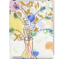 Some Peacock Feathers iPad Case/Skin
