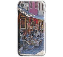 Souvenier Shops, Mostar, Bosnia Herzegovina iPhone Case/Skin