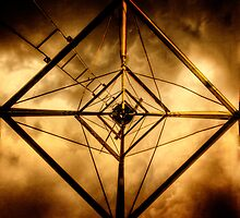 Up Windmill by Bob Larson