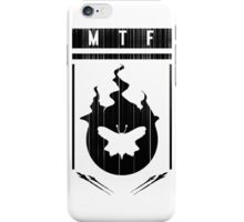 Moths to Flame iPhone Case/Skin