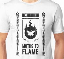 Moths to Flame Unisex T-Shirt