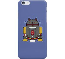 """FUR2-D2"" Feline Droid iPhone Case/Skin"