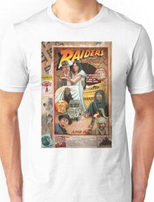 Raiders of the Lost Ark Unisex T-Shirt
