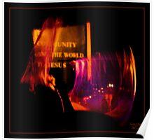 Flaming Worship 2 Poster