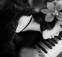 An unheard melody  by queenenigma