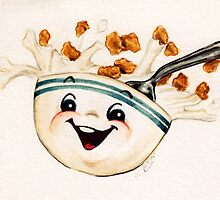 Cereal! by Kelly  Gilleran