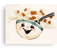 Cereal! Canvas Print