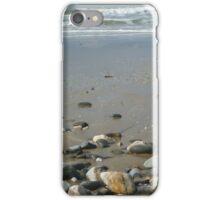Oak beach shoreline  iPhone Case/Skin