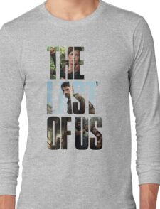 Tlou (collage) Long Sleeve T-Shirt