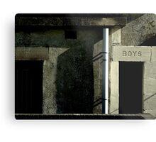 Boys Metal Print