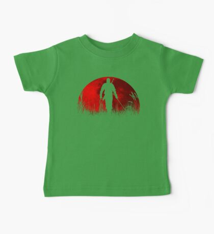 Red moon v2 Baby Tee