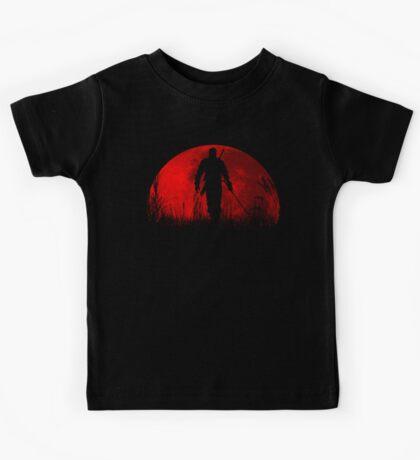 Red moon v2 Kids Tee