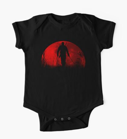 Red moon v2 One Piece - Short Sleeve