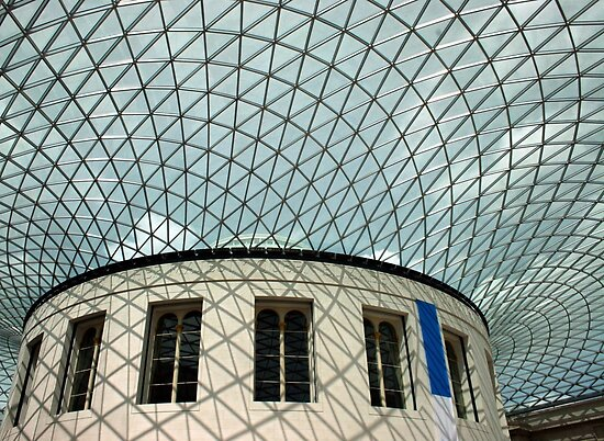 The British Museum by John Dalkin