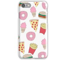 Junk Food iPhone Case/Skin
