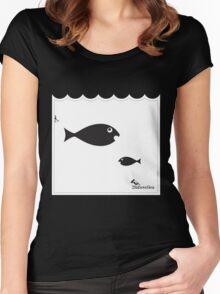 Fisheys Women's Fitted Scoop T-Shirt