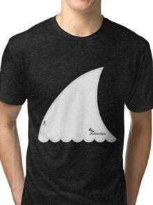 This Shark is 28aboveSea Tri-blend T-Shirt