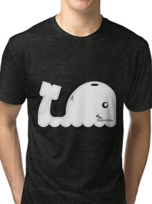 This Whale is 28aboveSea Tri-blend T-Shirt
