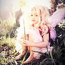 The Fairy iii by Melinda  Ison - Poor