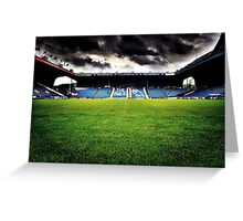 Sheffield Wednesday FC Greeting Card