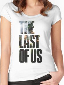 Tlou (collage 2) Women's Fitted Scoop T-Shirt