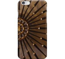 Brass and Iron iPhone Case/Skin