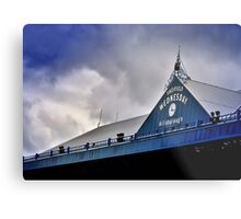 S.W.F.C (north stand) Metal Print