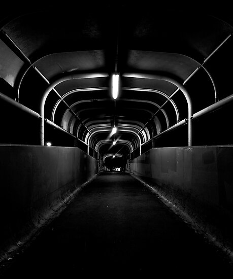 Hornsby Horror Tunnel by Jason Ruth