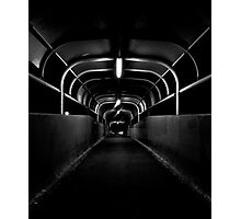 Hornsby Horror Tunnel Photographic Print