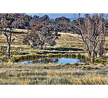 Another country scene Photographic Print
