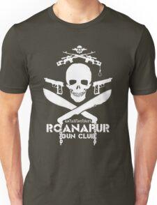 Black Lagoon ROANAPUR GUN CLUB Unisex T-Shirt