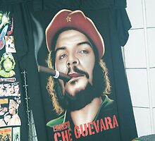 Specter of Che Guevara. by cjkuntze