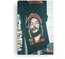 Specter of Che Guevara. Canvas Print