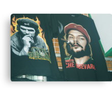 Specter of Che Guevara II Canvas Print