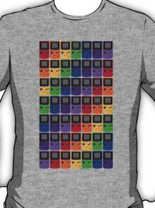 Gameboy Colors T-Shirt