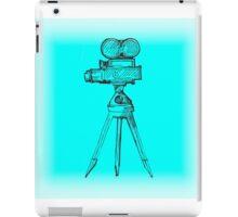 Retro Film Camera iPad Case/Skin
