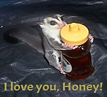 I Love You, Honey! by Rel Chapman