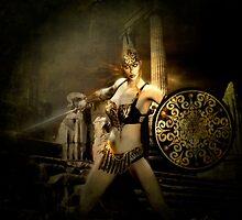 I, Sparta by Shanina Conway