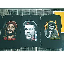 Three Faces of Che. Photographic Print