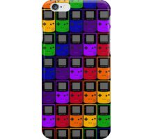 Gameboy Colors iPhone Case/Skin