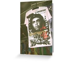 A Haunted Che. Greeting Card
