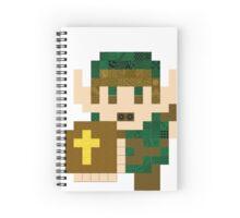 Tangled Link Spiral Notebook
