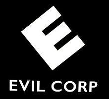 Evil Corp Brand Logo by barrydarcy