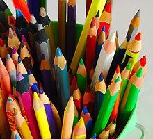 Pencils by voir