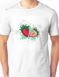Strawberry Unisex T-Shirt