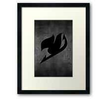 Cutest Fairytail Logo Framed Print