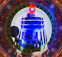 Dalek Vortex by Peter McClure
