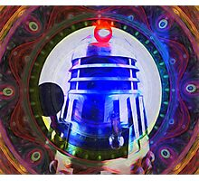 Dalek Vortex Photographic Print