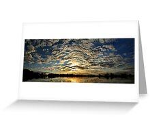 Okavango Delta Sunset - Botswana #2 Greeting Card